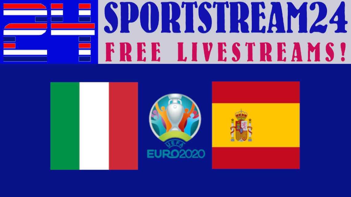 Livestream Italië - Spanje