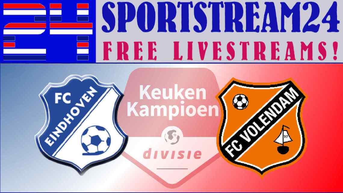 Livestream FC Eindhoven - FC Volendam