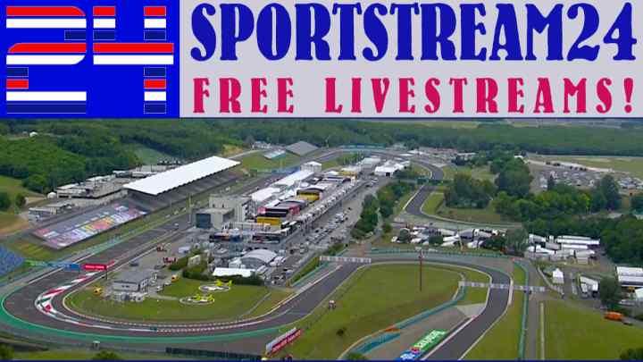 Live Stream Formule 1 Grand Prix Hongarije 2021