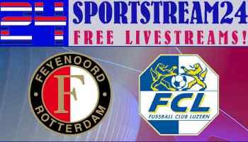 Livestream Feyenoord - FC Luzern