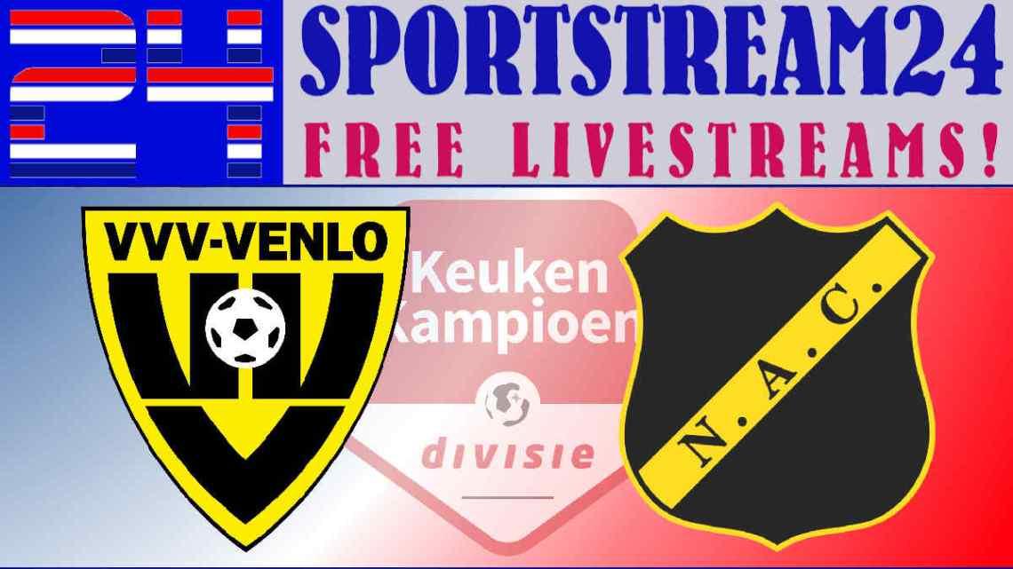 Livestream VVV Venlo - NAC Breda