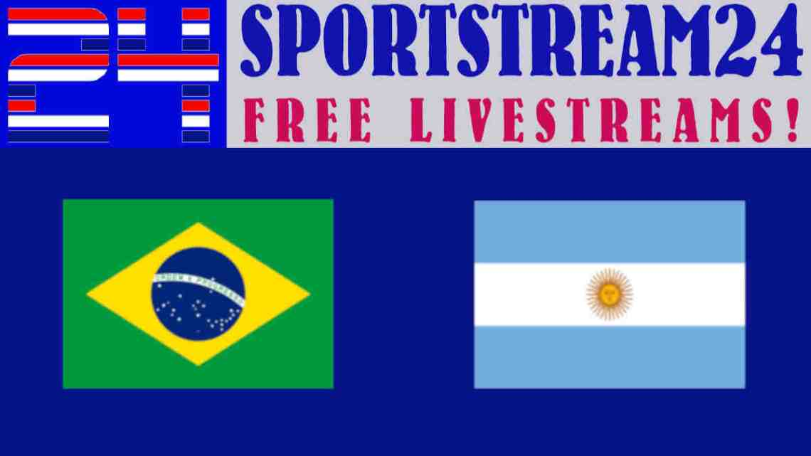 Copa América Final Brazil - Argentina