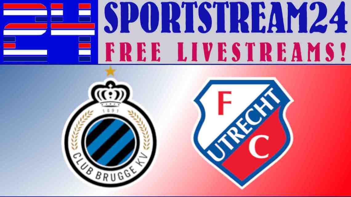 Livestream Club Brugge - FC Utrecht