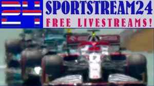 Free livestream Formule 1 GP Groot-Brittannië 2021