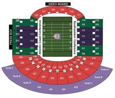 Independence Bowl Tickets 31 Hotels Near Independence