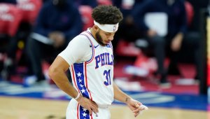 Sixers' Positive Virus Test Challenges N.B.A.'s Health Protocol