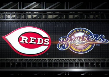 MLB: Red Vs Brewers