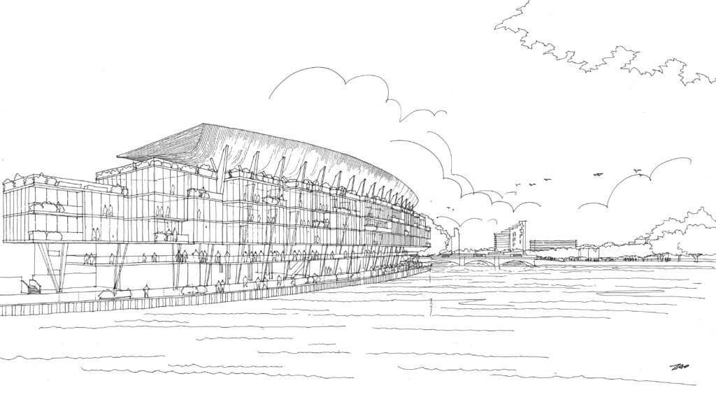 Fulham FC Chairman gives update on Riverside Stand