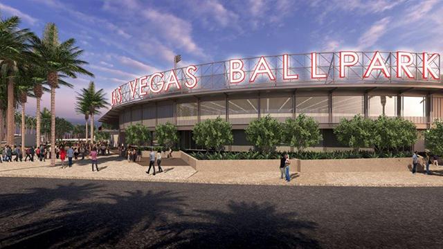 Howard Hughes Corporation announce plans for 10000seat ballpark  Sports Venue Business SVB