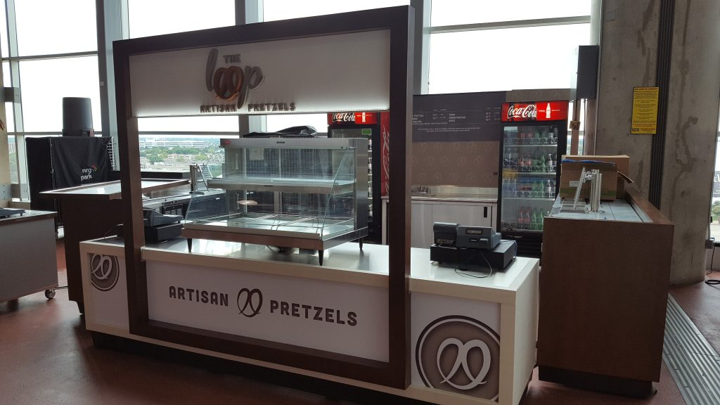 New concession carts to enhance fan experience at NFL stadiums this season  Sports Venue
