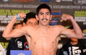 Victor Terrazas v Leo Santa Cruz - Weigh-In