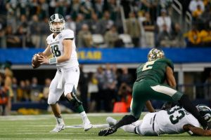 Cook tossed the game winning touchdown pass with 17 seconds left in the game. (Courtesy of SB Nation)