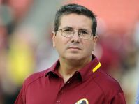 Owner Dan Snyder has decided that he wants a new stadium. (Photo --Brad Mills, USA Today Sports)