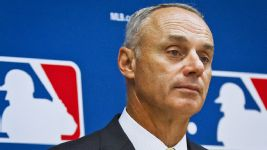 Rob Manfred says he is