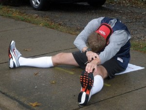What is the evidence that stretching prevents injury?