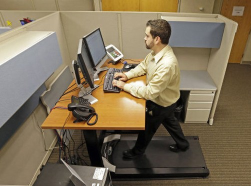 The Problem with Shared Treadmill Desks