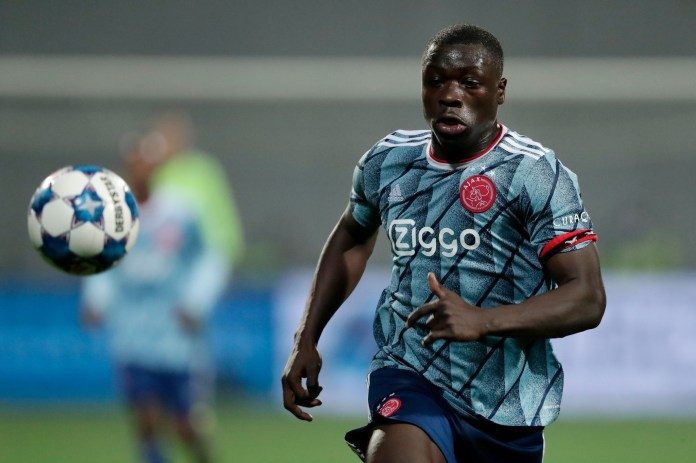 Ajax youngster Brian Brobbey ready to play for Black Stars    SportsWorldGhana