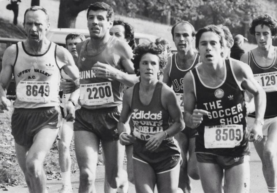 Emily 1981 marathon