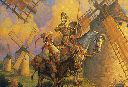 don quixote-illustration