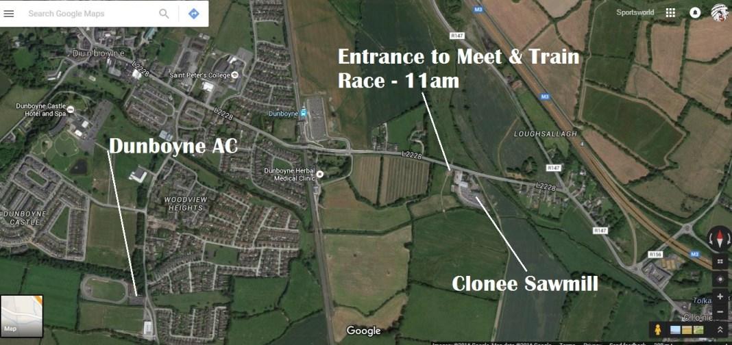 Meet and train Dunboyne