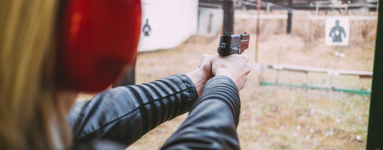 Oklahoma shooting range near me