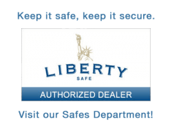 Go to Liberty Safes website