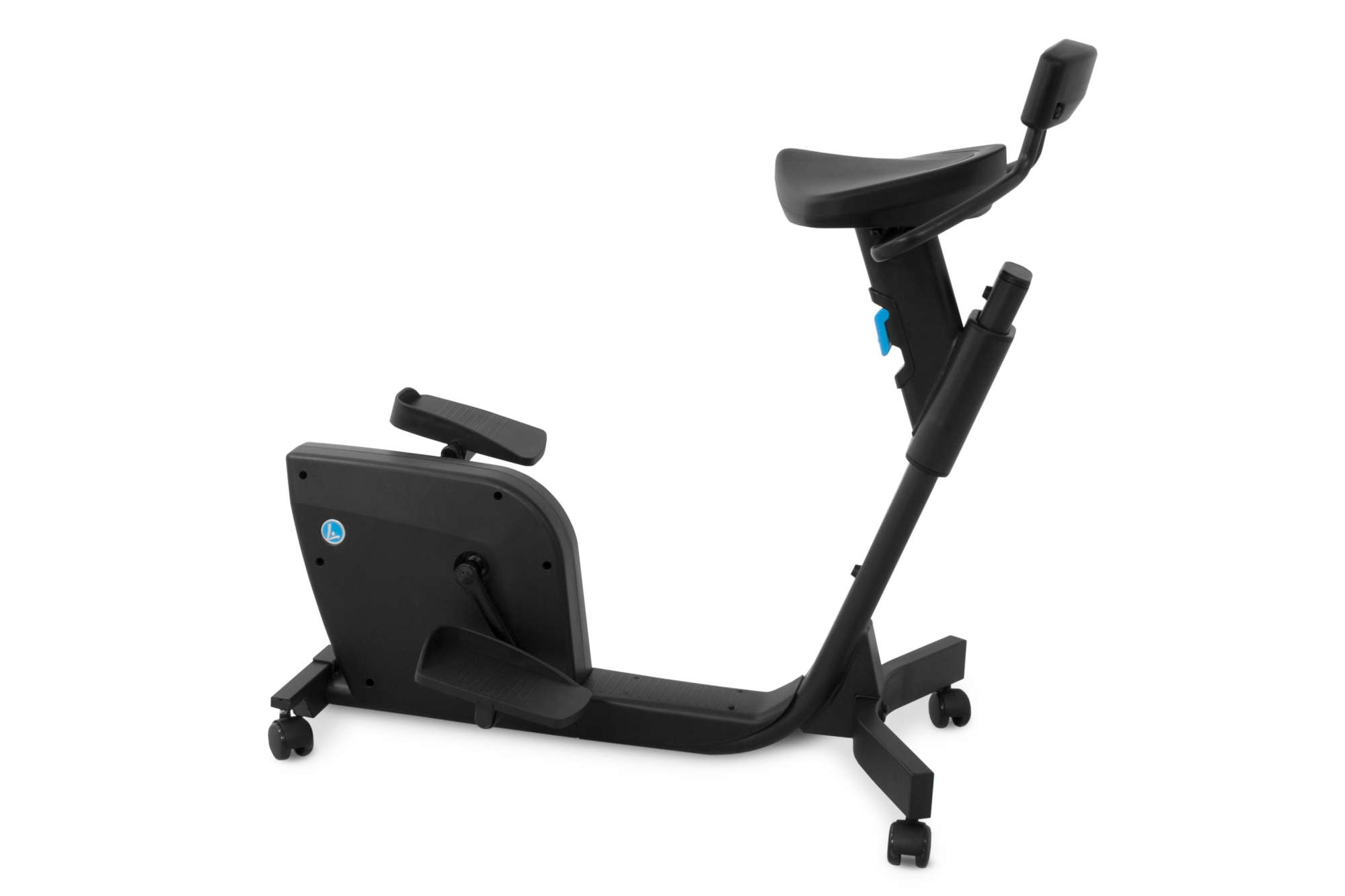 bike desk chair leather theater chairs exercise hostgarcia