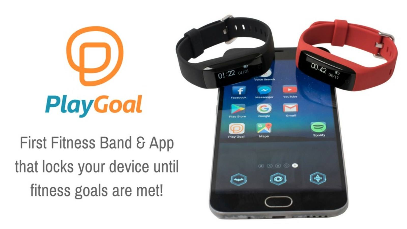 Fitness Band Locks Kids Devices Until Physical Activity