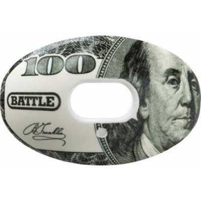 BATTLE OXYGEN LIPS GUARD PROTEGE DENTS BENJAMIN DOLLAR