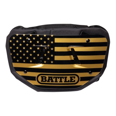 BATTLE BACK PLATE