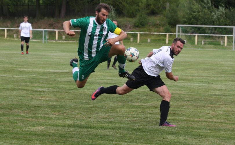 SG SV Grün-Weiß Tanna - SG TSV 1860 Ranis 3:2 (0:1)
