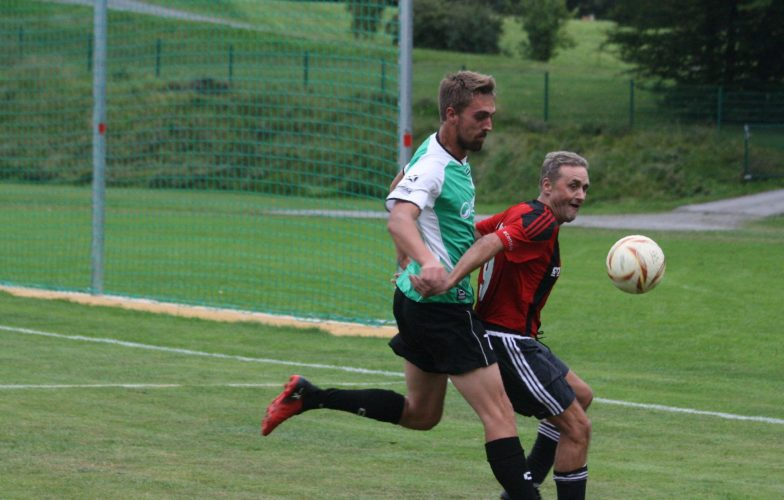 SG Tanna/Oettersdorf - SV Neundorf 2:2 (1:1)