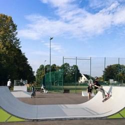 Einweihung Skatepark Tanna