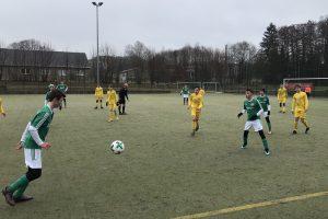SG Tanna/Oettersdorf – FSV Orlatal 0:2 (0:1)