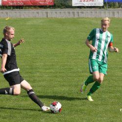 SV Moßbach II – SG SV Grün-Weiß Tanna 2:3 (2:2)