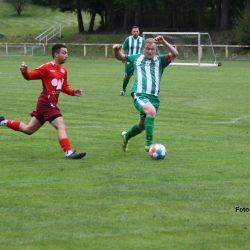 SG SV Grün-Weiß Tanna – SV Blau-Weiß 90 Neustadt II 0:2 (0:1)