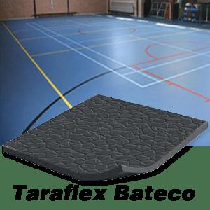 De Taraflex Bateco Sportvloerbescherming