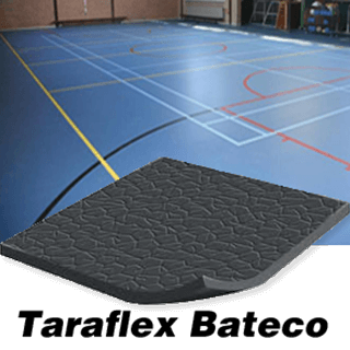 Taraflex Bateco (al meer dan 20 jaar de beste afdekvloer)