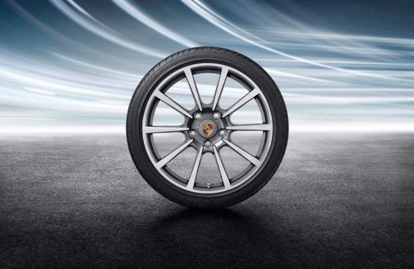 Porsche 20-Zoll Carrera Classic Sommerkomplettradsatz