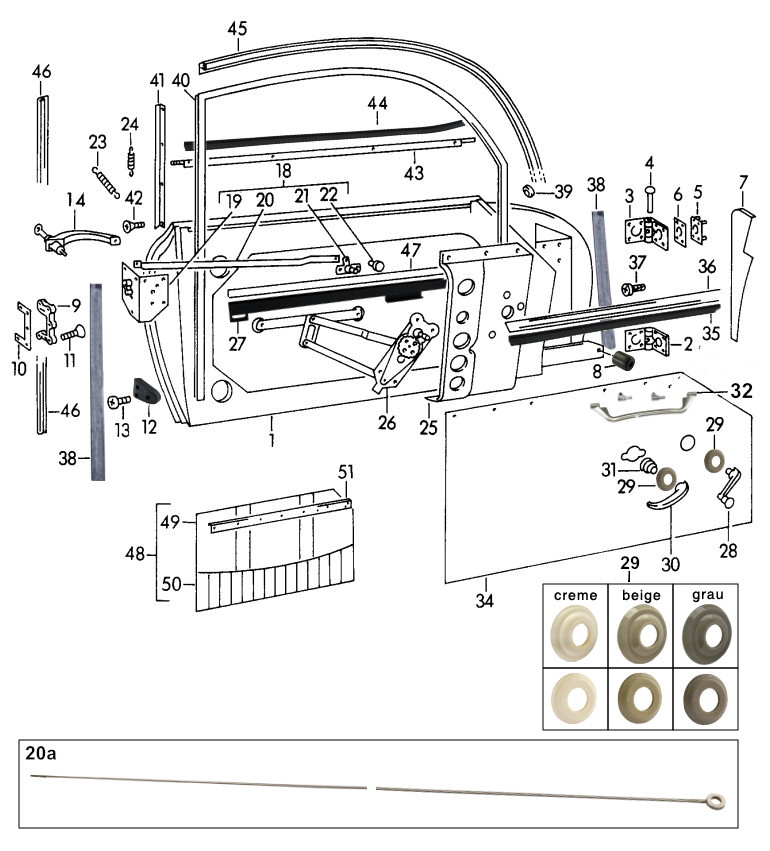 Porsche 356 Engine Diagram. Porsche. Wiring Diagrams