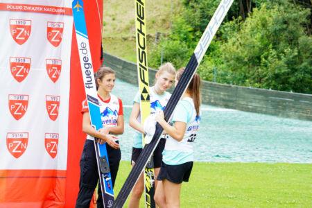 Abigail Strate, Sara Marita Kramer - FIS Cup Szczyrk 2018