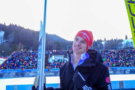Andreas Wank - WC Garmisch-Partenkirchen 2018