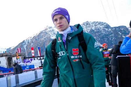 Andreas Wellinger - WC Garmisch-Partenkirchen 2018