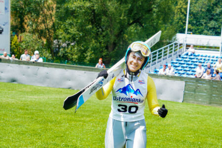 Carina Alexandra Militaru - FIS Cup Szczyrk 2018
