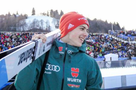 Constantin Schmid - WC Garmisch-Partenkirchen 2018