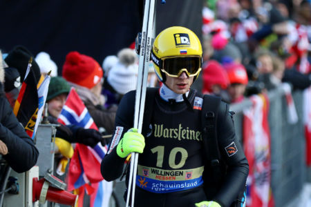 Denis Kornilov - WC Willingen 2020