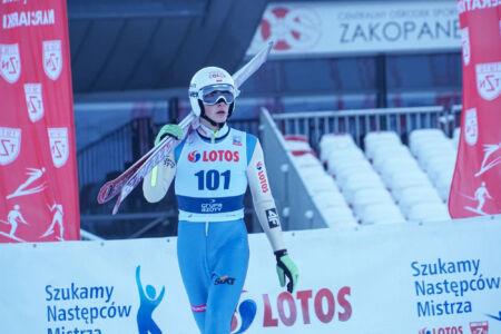 Dominik Kastelik - FIS Cup Zakopane 2017