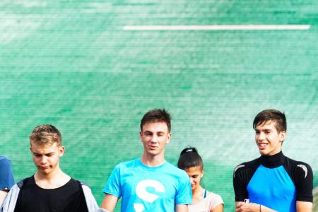 FIS CUP Szczyrk 2019 - Team Romania