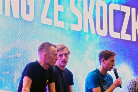 Go Active Show 2019 - Skoczkowie