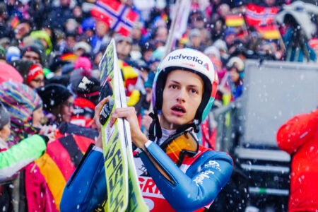 Gregor Deschwanden - WC Willingen 2018